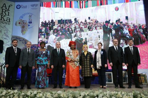 """""""Turkey's Approach towards Africa Is Based on Friendship"""""""