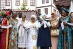 La Première Dame Erdoğan inaugure la Maison de la Culture africaine