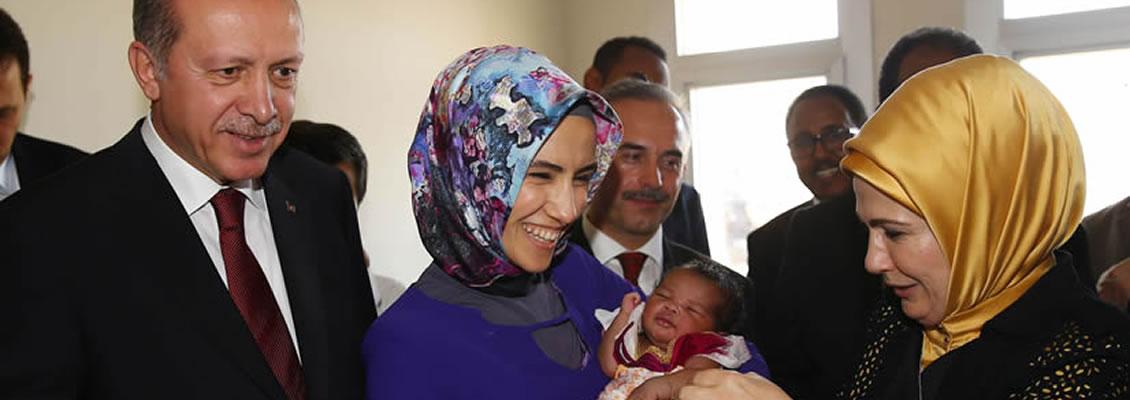 Emine Erdoğan, Somali'de Türk Sivil Toplum Temsilcileri ile Buluştu