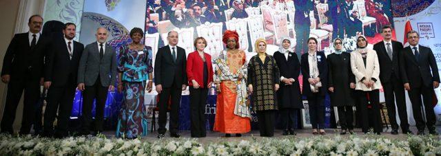 """Emine Erdoğan: """"Türkiye'nin, Afrika'ya Yaklaşımı Hep Dostluk Üzerinedir"""""""