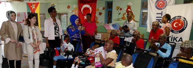"""Emine Erdoğan: """"Afrika ile Coğrafi Uzaklığımıza Rağmen, Kalplerimiz Bir ve Beraberdir"""""""