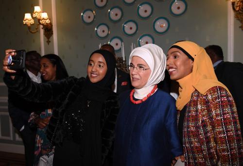 Somali Diaspora Temsilcileri